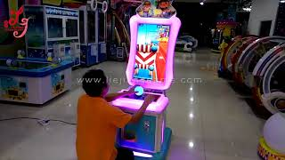 Subway Parkour Factory Price Kids Classic Video Games Racing Kids Game Machine For Sale