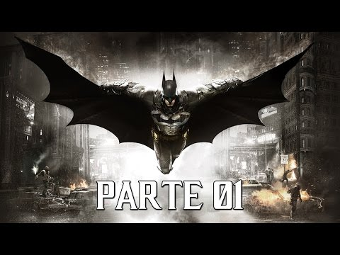 Batman. Arkham Knight PS4. Detonado Parte 1. Dublado e Legendado em Portugu�s do Brasil