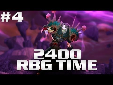 RBG Time Ep.4 MoP 2400 RBG vs Abni (Fire Mage PoV)