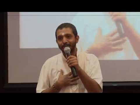 DST Inspire Camp 2012 - Br Manoj - Amrita University