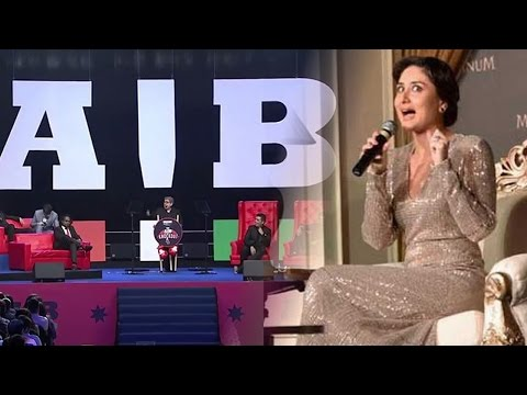 Here Is What Kareena Kapoor Khan Has To Say About AIB Roast