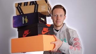 UNBOXING Early FEAR OF GOD Sneakers & More Heat Sneakers!