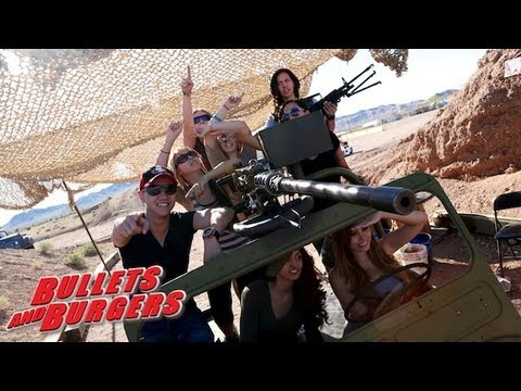 What Things to do in Las Vegas? | Bullets and Burgers Review