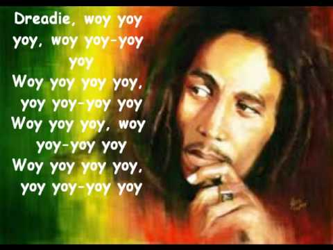 Buffalo Soldier - Bob Marley HQ (Lyrics)