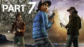 The Walking Dead Game Season 2 Episode 4 - Walkthrough Part 7