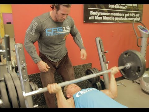 Swoldier Nation - Trainer Edtion - Arms with Mike O'Hearn