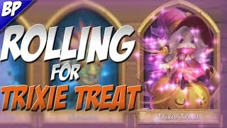 Castle Clash Rolling For Trixie Treat