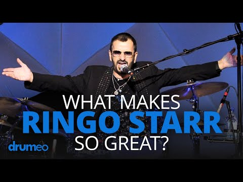 What Makes Ringo Starr So Great?
