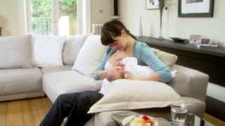 Philips Avent - How To Breastfeed Feediing Advice Video | Baby Security