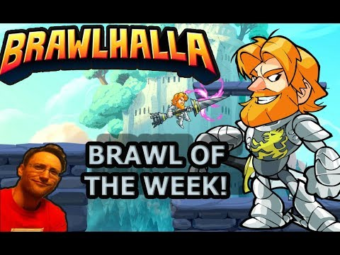 BRAWLHALLA GAMEPLAY - Brawl Of The Week - WOW! That Was Close!