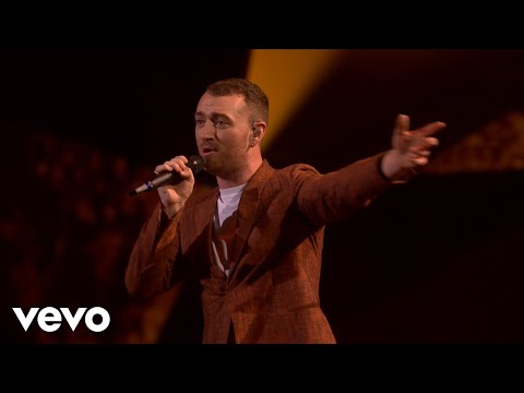 download lagu Sam Smith - Too Good At Goodbyes (Live at BRIT Awards 2018) gratis