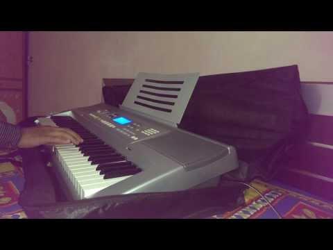 Khwaja mere Khawaja (Jodha Akbar) on Keyboard - Rahul Bhadani...