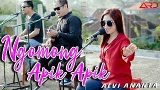 Download lagu Alvi Ananta - Ngomong Apik Apik  ( )