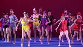 A MILLION DREAMS Presented by Bay Valley Academy - The Greatest Show