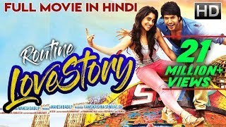 New South Indian Full Hindi Dubbed Movie - True Love Story |  Hindi Dubbed Movies 2018 Full Movie