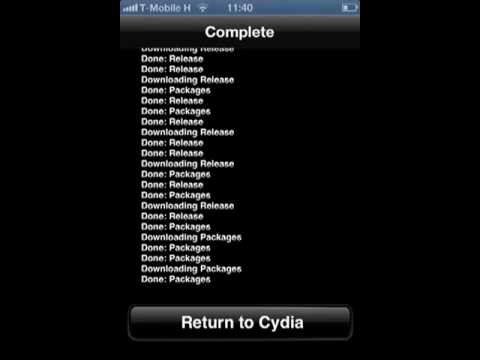How to Install UNTHETERED Cydia on ALL iOS (1.0.0 - 6.1.4) NO COMPUTER NEEDED! 100% working