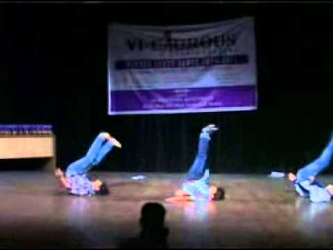 Vi chorous dance academy - saari umar hum!