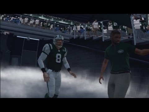 Madden NFL 12 Seahawks Franchise | [Y2]: Week 1 @ New York Jets