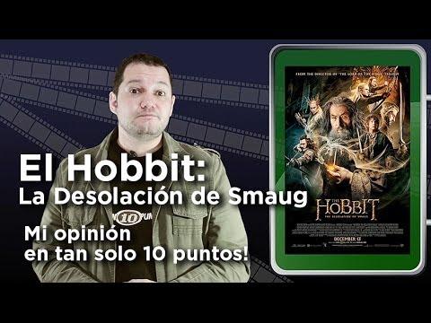El Hobbit: La Desolación de Smaug: Crítica en 10 puntos