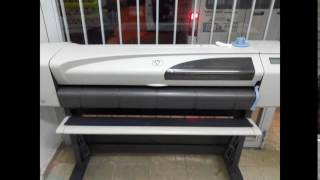 0 544 695 13 76 - hp 500 plotter, 2.el hp 500 plotter