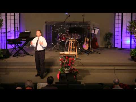 "James 5:13-20  ""Patience In Hard Times"" 10 Feb 2013 - Mike Barnard"