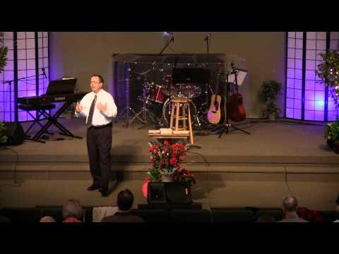 "James 5:13-20  ""Patience In Hard Times"" 10 Feb 2013 - Mike Barnard"