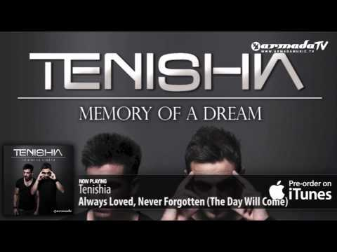 Tenishia – Memory of a Dream (Album mix) Pre-order now!