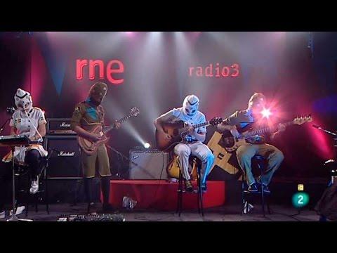 Austin Tv - Radio 3, España 2012 [full] [Concierto completo] [Post Rock]