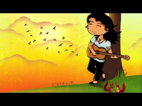 Jireh Lim - Buko (acoustic Version) With Lyrics video
