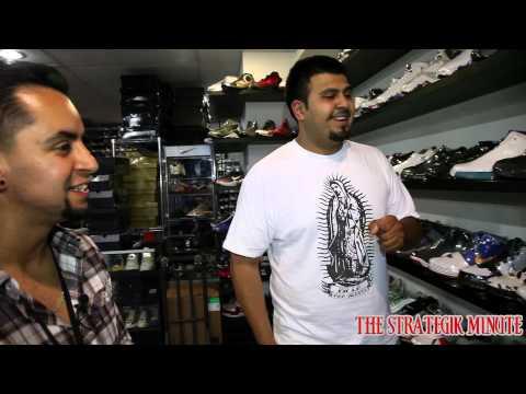RIF Jordan Retro Shoe Store Downtown Los Angeles