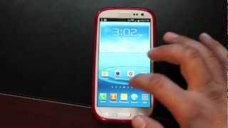 Verizon Galaxy S III ROOT OTA Official JB 4.1.1 or 4.1.2 How to Root+ Unlock + Install Recovery