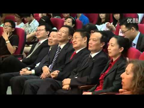 Australia PM, Kevin Rudd's Chinese Speech at GUDFS, Guangzhou 9/9 陆克文广外演讲