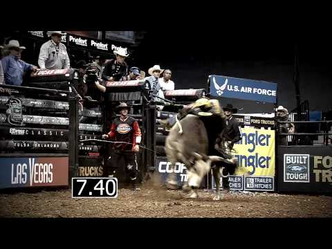 You Can Now Watch Some Rough & Tough Bull Riding Live On YouTube