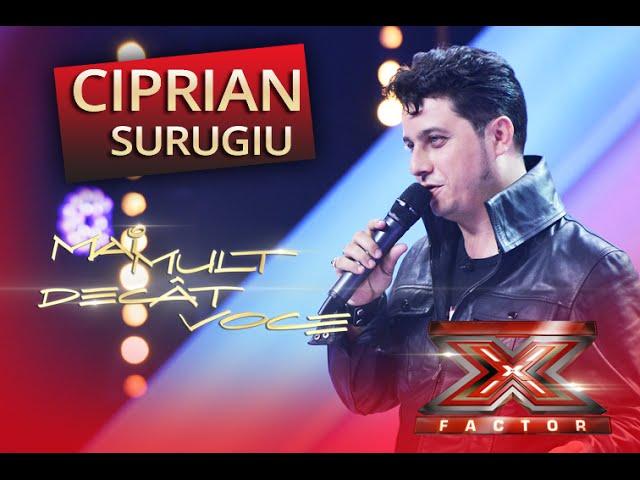 """Elvis Presley - """"Suspicious Mind""""! Interpretarea lui Ciprian Surugiu, la X Factor!"""