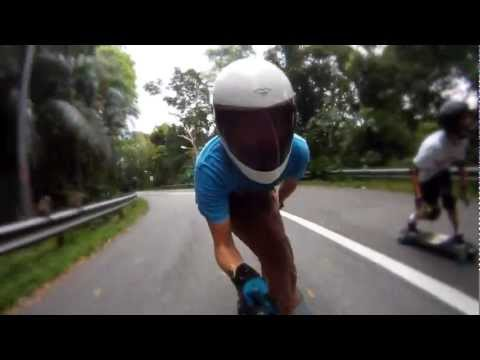 Longboarding: Introducing Jake Home || Downhill