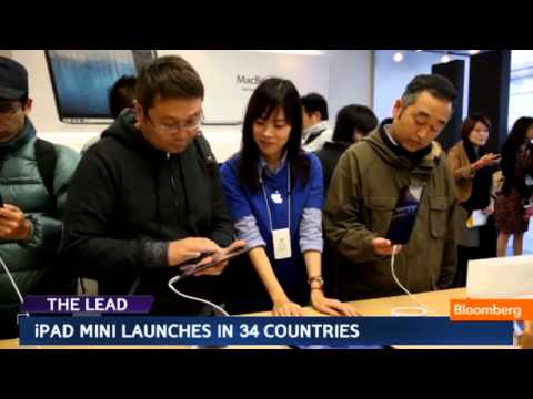 iPad Mini Launches, 5th Ave Store Sells Out