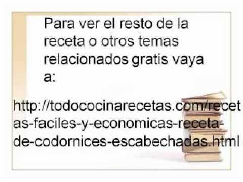 Recetas Faciles y Economicas