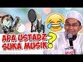Ditanya Jamaah: Apakah Ustadz Suka Musik? - Ceramah Ustadz Adi Hidayat LC MA Terbaru