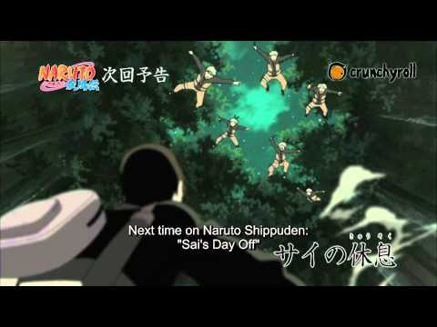 Naruto Shippuuden episode 238 trailer