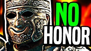 WHAT HAPPENED TO FOR HONOR?