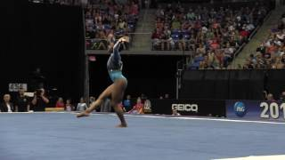 Simone Biles - Floor Exercise - 2016 P&G Gymnastics Championships – Sr. Women Day 2