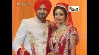 Harbhajan Singh Ties the Knot With Long-Time Girlfriend Geeta Basra