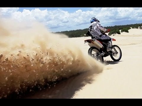 Toby Price on KTM 500EXC - by Adam Riemann - 28 Days soundtrack