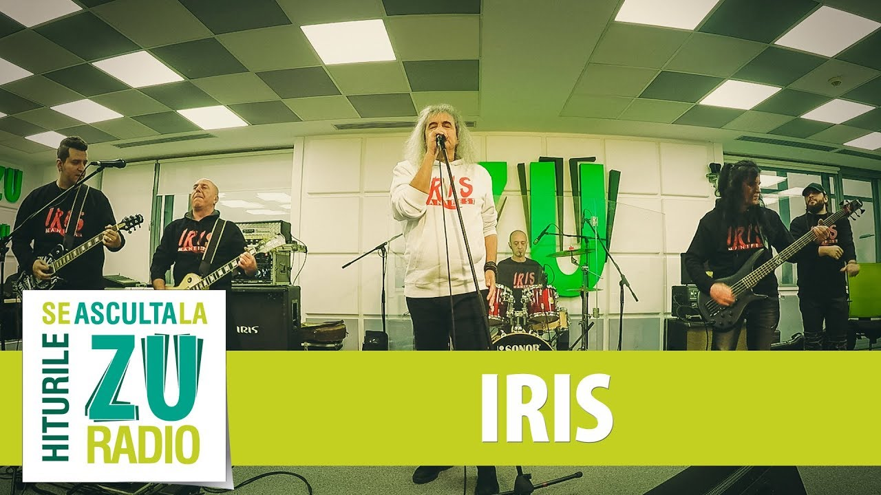 IRIS - MANIFEST (Live la Radio ZU)