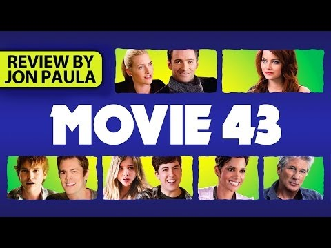 Movie 43 -- Movie Review #JPMN