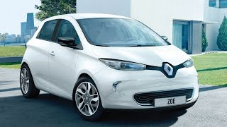 Renault Zoe 2019 Car Review