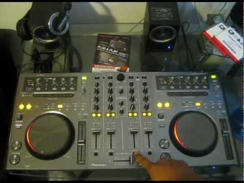 Pioneer DDJ-T1 Traktor Digital DJ Controller Review Video