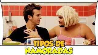 TIPOS DE NAMORADAS
