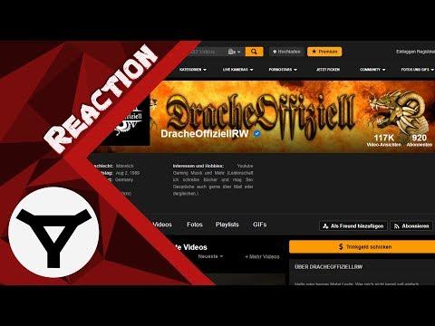 Drachenlord's Infos über seinen Pornhub Account | Reaction #1