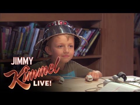 Jimmy Kimmel Lie Detective #6